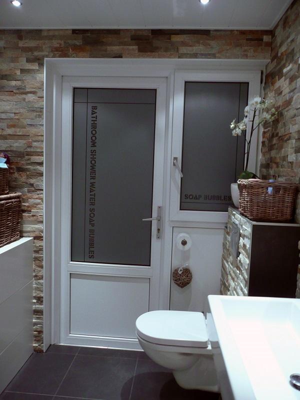 deur decoratie